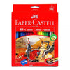 Faber-Castell Classic Colour Pencils 48Pcs