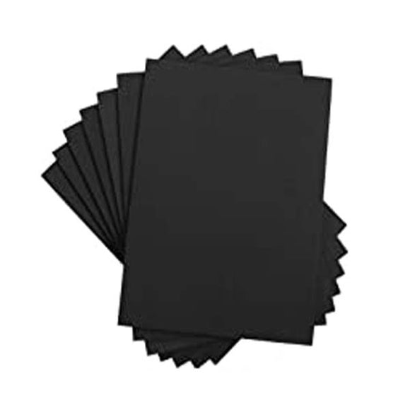 Foaming Sheet Simple A/4 - Black