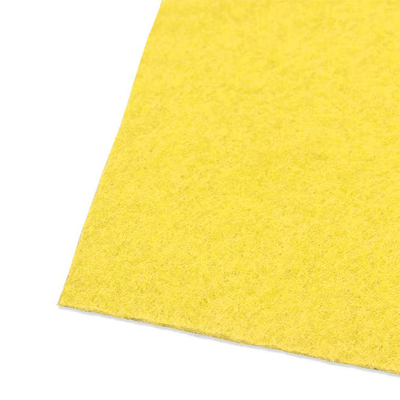 Foaming Sheet Simple Yellow A/4 - Yellow