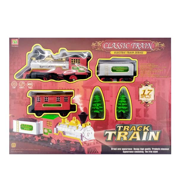 Electric Track Train