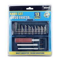 Knife Pen Set 13 Pcs # 683814