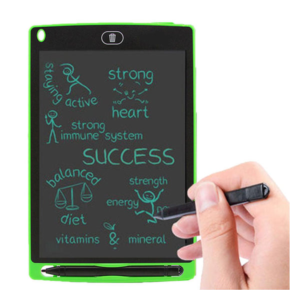 LCD Writing Tablet 8.5 Inch Electronic Writing Drawing Pads for Kids