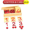 Counter & Card Ms-09