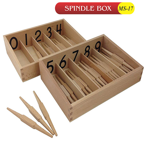 Spindle Box Ms-17