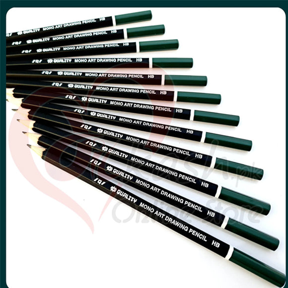Monoart Degree Pencil H-B 1pcs