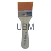 Paint Brush Flat Wide # 8 Wooden