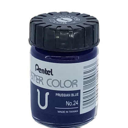 Pentel Poster Color 24 Blue 1Pcs