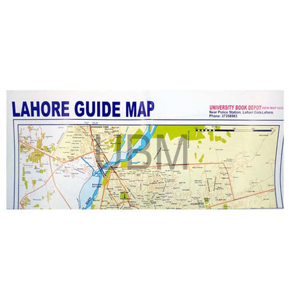 Map Paper Lahore English