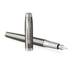 Parker Im Dark Espresso Fp Ct # 1931657 (Fountain Pen)