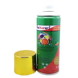 Spray Paint  Gold Chrome Burooj # 3049