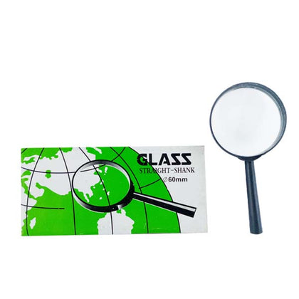 Magnifying Glass Green Box 60MM