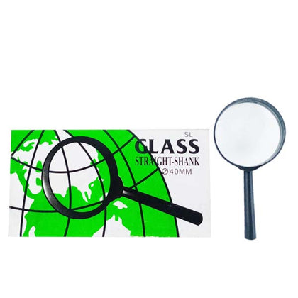 Magnifying Glass Green Box 40MM