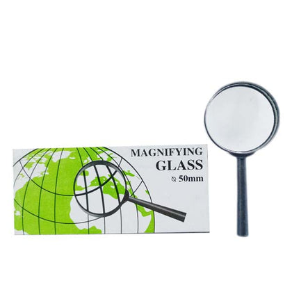 Magnifying Glass Green Box 50MM