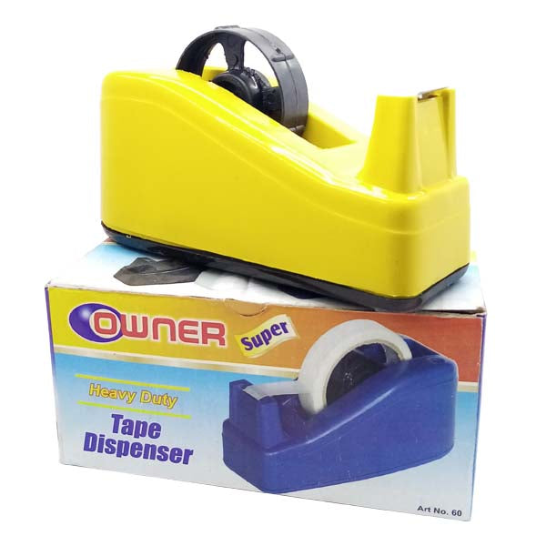 Owner Tape Dispenser # 60