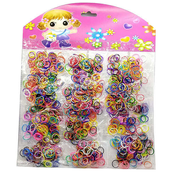 Rubber Band Baby Crystal Multi Colour
