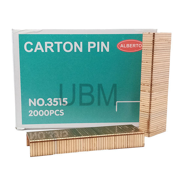 Carton Stapler Pins 3515 (Box)
