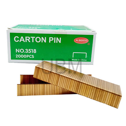 Carton Stapler Pins 3518 (Box)