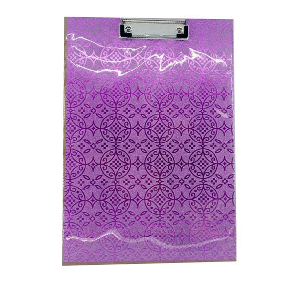 Clip Board Glitter Single F/S