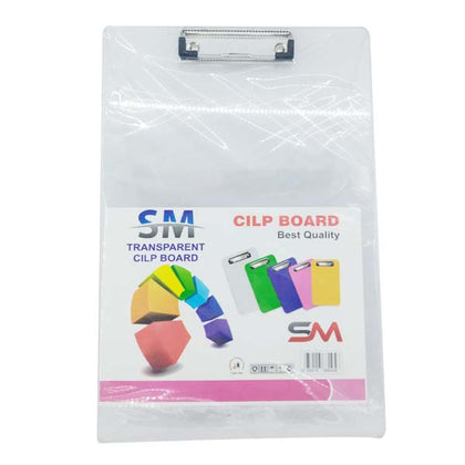 Clip Board Transparent  Large