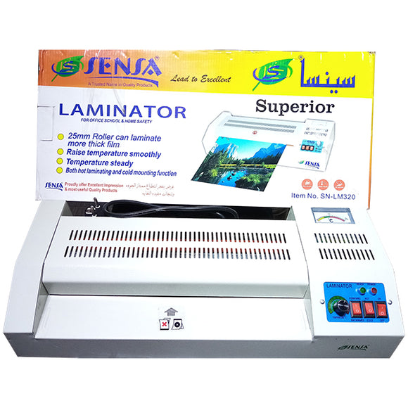 Lamination Machine A3 Sensa