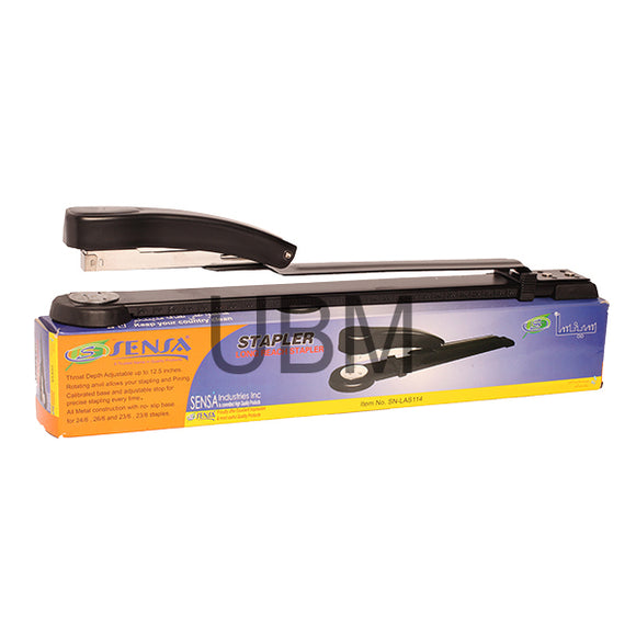 Stapler Long Arm Sensa  (Chimta) #114 (Using For 24/6)