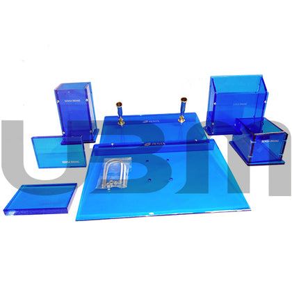 Table Set Blue TS 60 Sensa