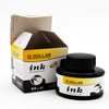 Dollar Fountain Pen Ink 60ML Black