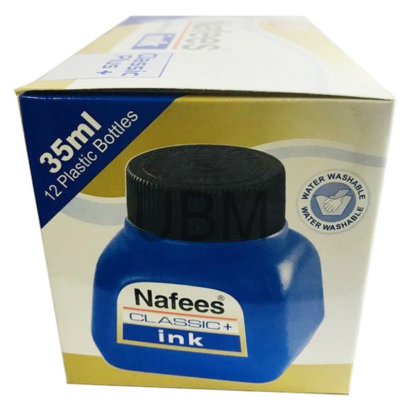Nafees Fountain Pen Ink 35ML Blue