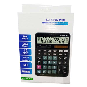 Calculator China No- DJ-120D Plus