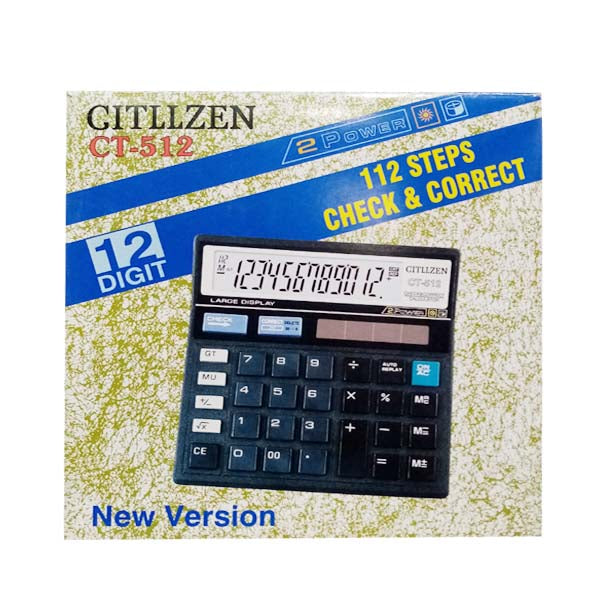 Calculator China  CT-512
