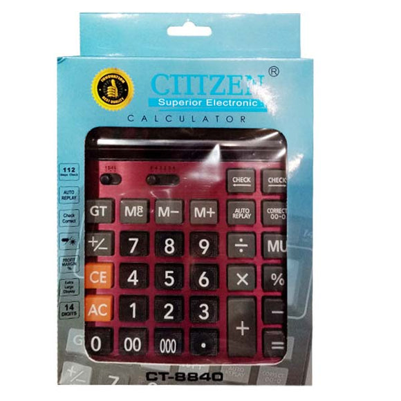 Calculator China No- CT-9200C
