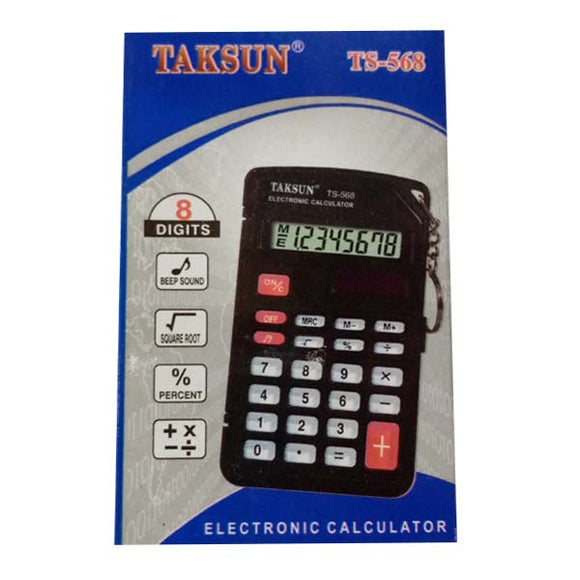 China Calculator Ts-568