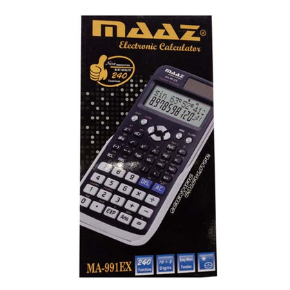 China Calculator MA 991 Ex