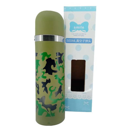Water Bottle Steel SLT-02-500 ml