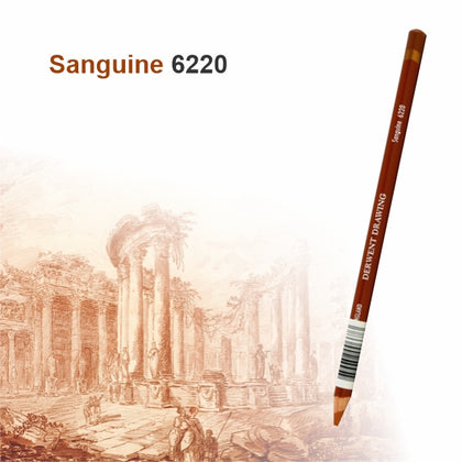 Drawing Pencil Sanguine NO.6220-Derwent (0700687)