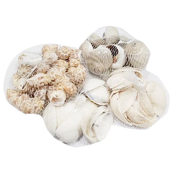 Sea Shells Large Net (1 Pouch)