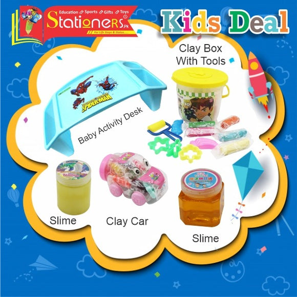 Super Kids Playing Deal no 22