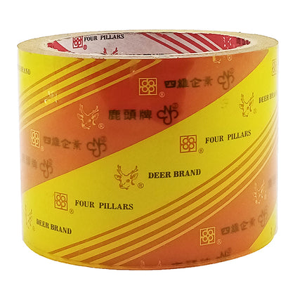 Scotch Tape Yellowish Deer 3X50Y (1pcs)