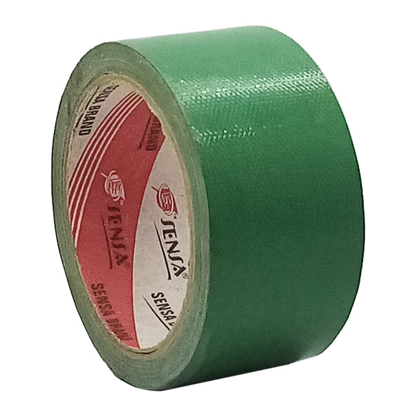 Cloth Binding Tape Sensa Green 2x10y (1pcs)
