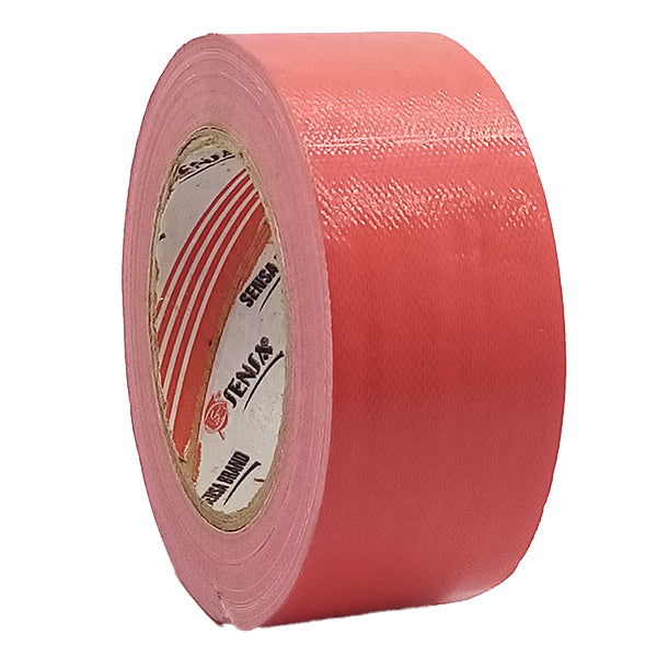 Cloth Binding Tape Sensa Red 2x25y (1pcs)