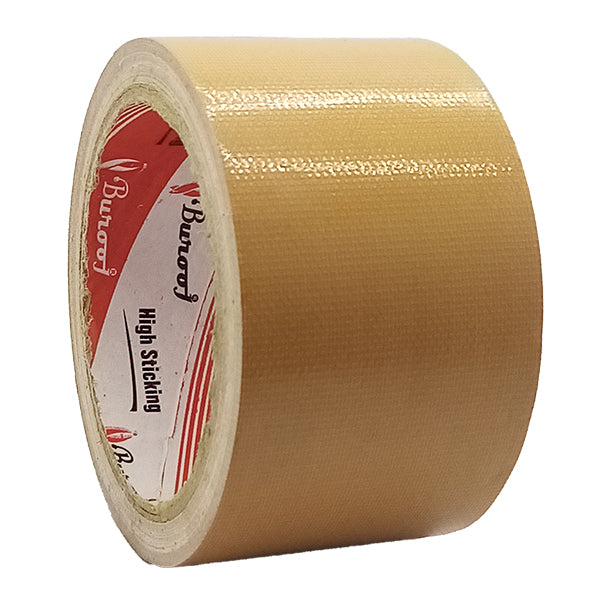 Cloth Binding Tape Burooj Brown 2.5X10Y (1pcs)