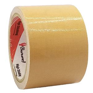 Cloth Binding Tape Burooj Brown 3X10Y (1pcs)