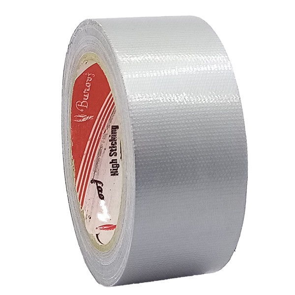 Cloth Binding Tape Burooj Silver 2X20Y (1pcs)