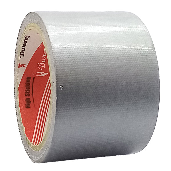 Cloth Binding Tape Burooj Silver 3X10Y (1pcs)