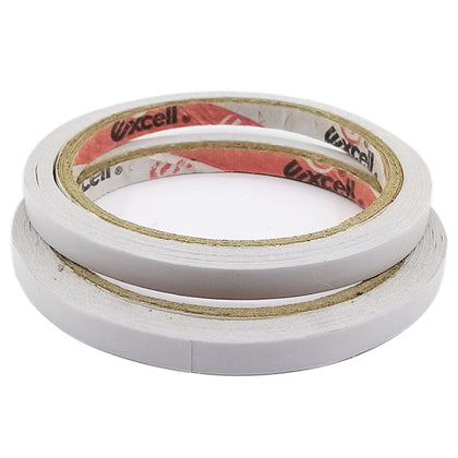 Double Sided Tissue Tape Excell 10mm X 12Y (1pcs)