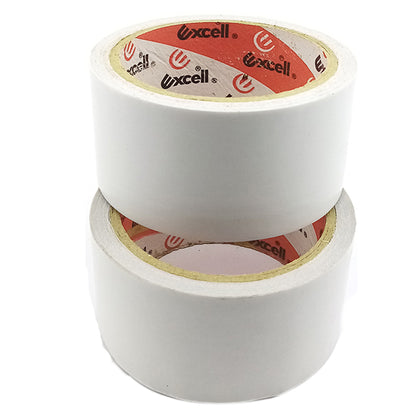 Double Sided Tissue Tape Excell 48Mmx12Y (1pcs)