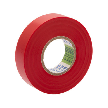 Electric Tape Nitto Red