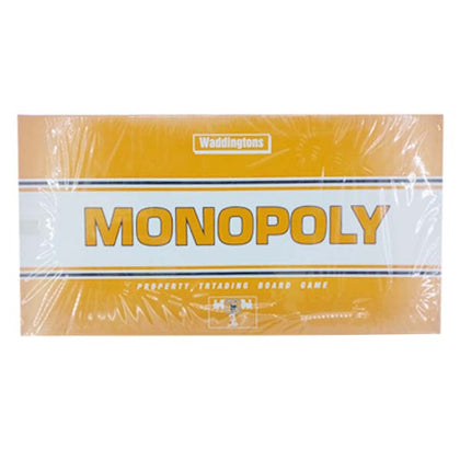 Monopoly Waddingtan Game