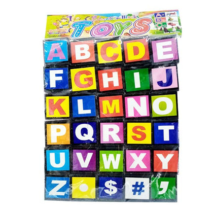 ABC Blocks (30Pcs)