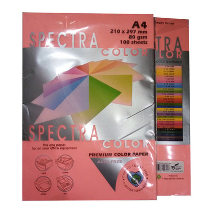 Color Paper No-342 Spectra Pink